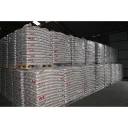 1 palle 6 mm STEENS HP træpiller (16kg sække/896kg pr.pll) incl. moms + FRAGT