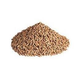 1 Tons 8 mm STEENS HP Træpiller løs incl.moms + FRAGT