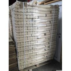 1 palle runde briketter til HESTESTRØELSE (1200 kg pr.pll) incl. moms + FRAGT